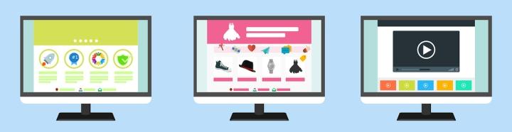 Her finner du lenker til bra shoppingsider på nett